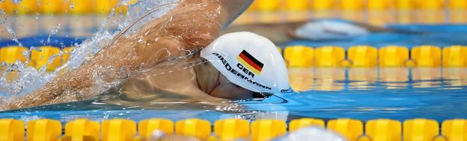 Schwimmen / Weltrekorde