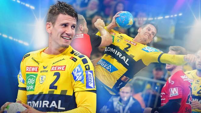 Handball: Andy Schmid vor Deutschland - Schweiz im Interview über Löwen