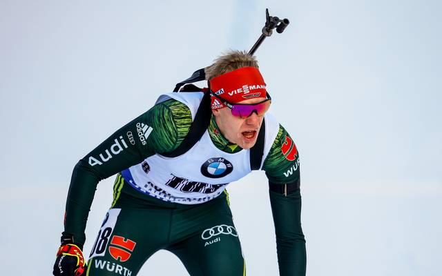 Roman Rees war bester Deutscher beim Weltcup-Sprint von Soldier Hollow