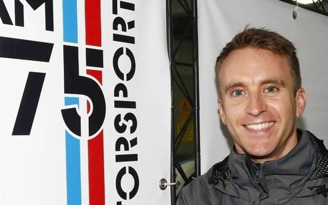 Timo Bernhard geht in dieser Saison im GT-Masters an den Start