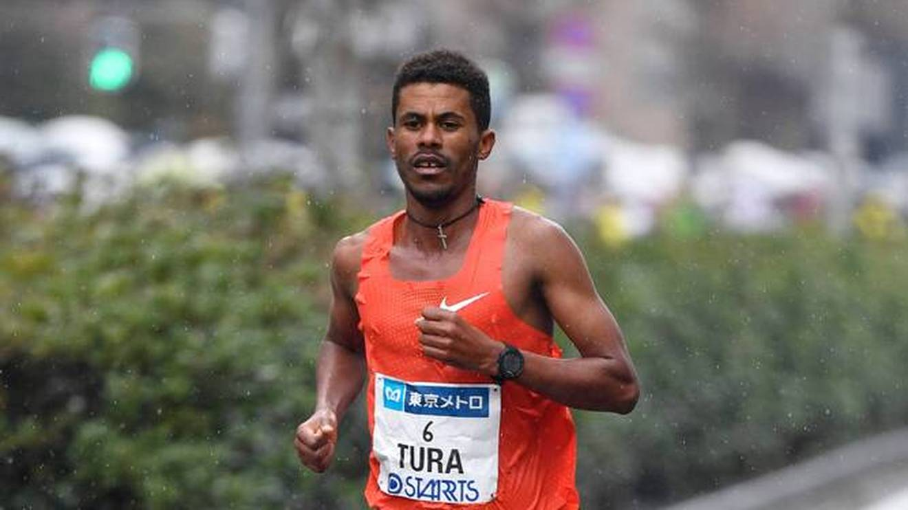 Seifu Tura gewann in Chicago
