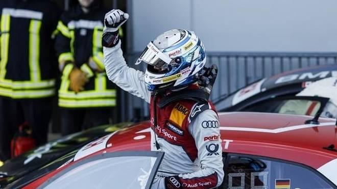 Doppelschlag in der Eifel: Rene Rast gewinnt die beiden Rennen am Nürburgring