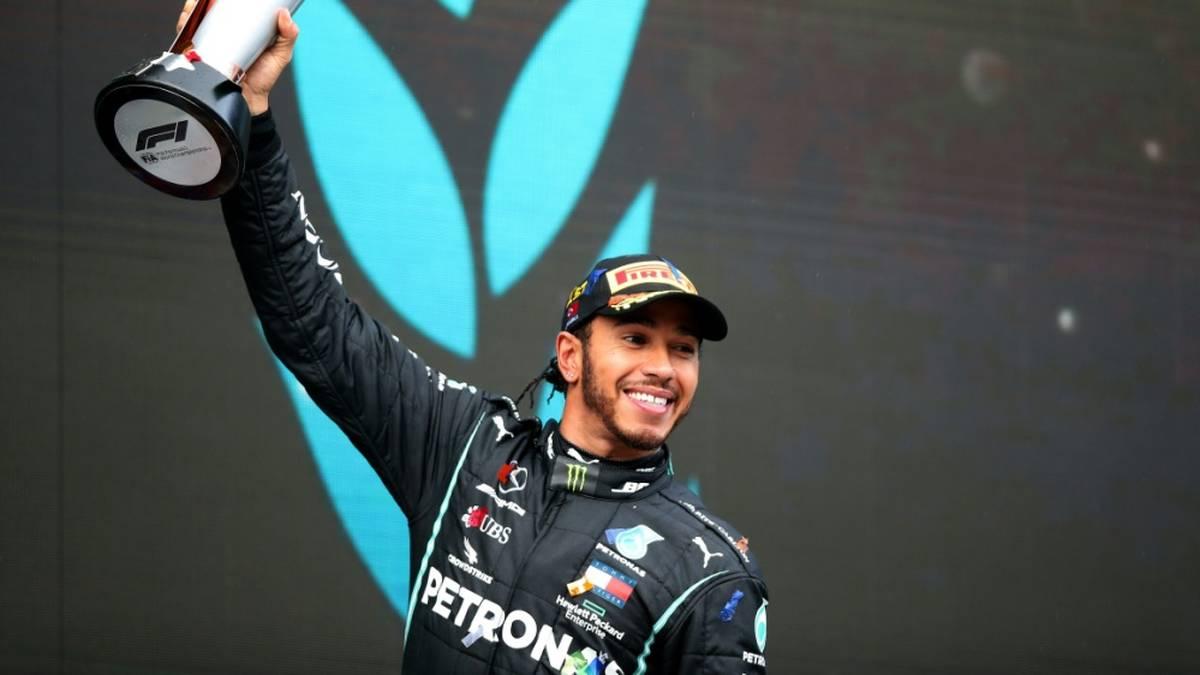 Vertragslos seit Mitternacht: Sir Lewis Hamilton