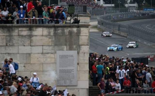 Im Schatten der Norisring-Steintribüne kam Audi bislang selten in Fahrt