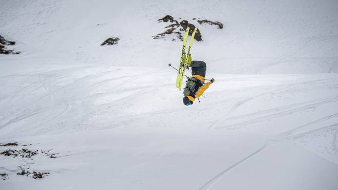 Preview: Open Faces Freeride Contest in Gastein (2018)