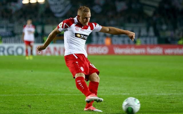Rot-Weiss Essen v Borussia Moenchengladbach - DFB Cup