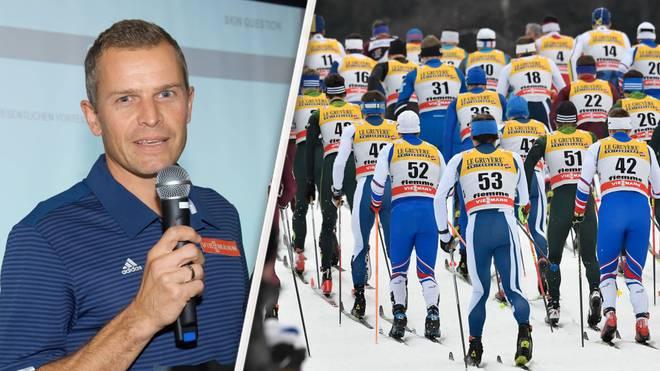 Tobias Angerer gewann zwischen 2001 und 2010 vier Olympia-Medaillen