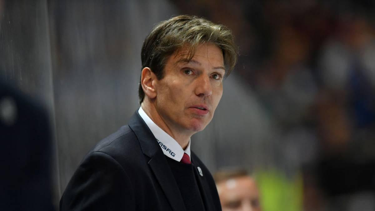 Uwe Krupp ist seit Februar erneut Trainer der Kölner Haie