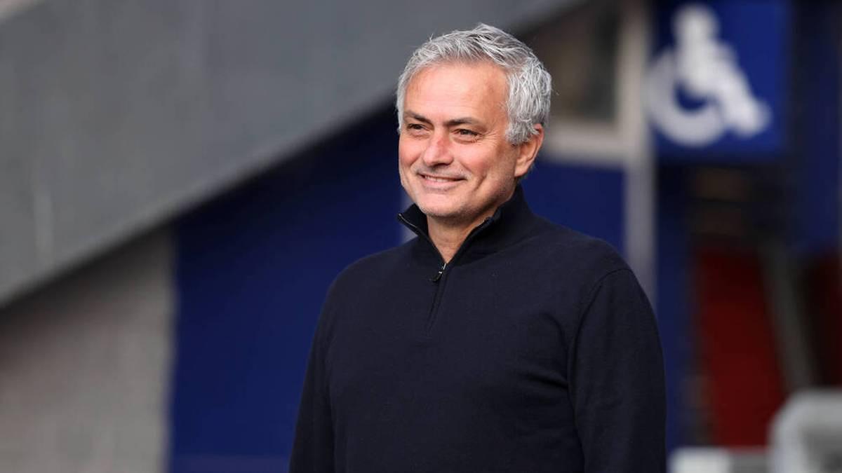 Jose Mourinho gewann als Trainer zwei Mal die Champions League