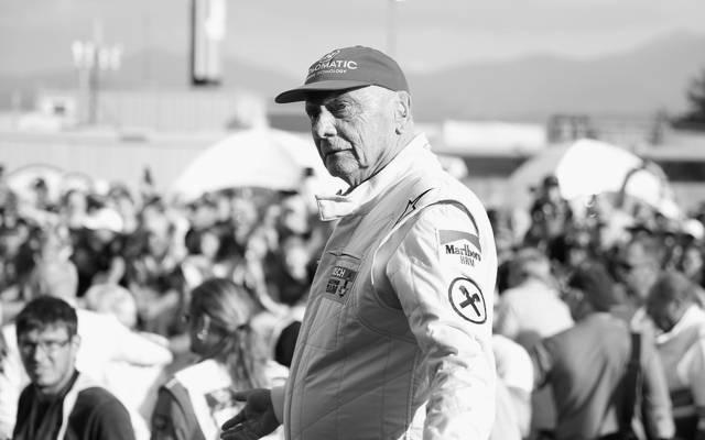 Formel-1-Legende Lauda ist tot