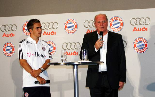 Bayern Muenchen Receives New Cars