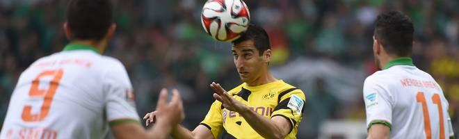 SPORT1-Noten zum 34. Spieltag