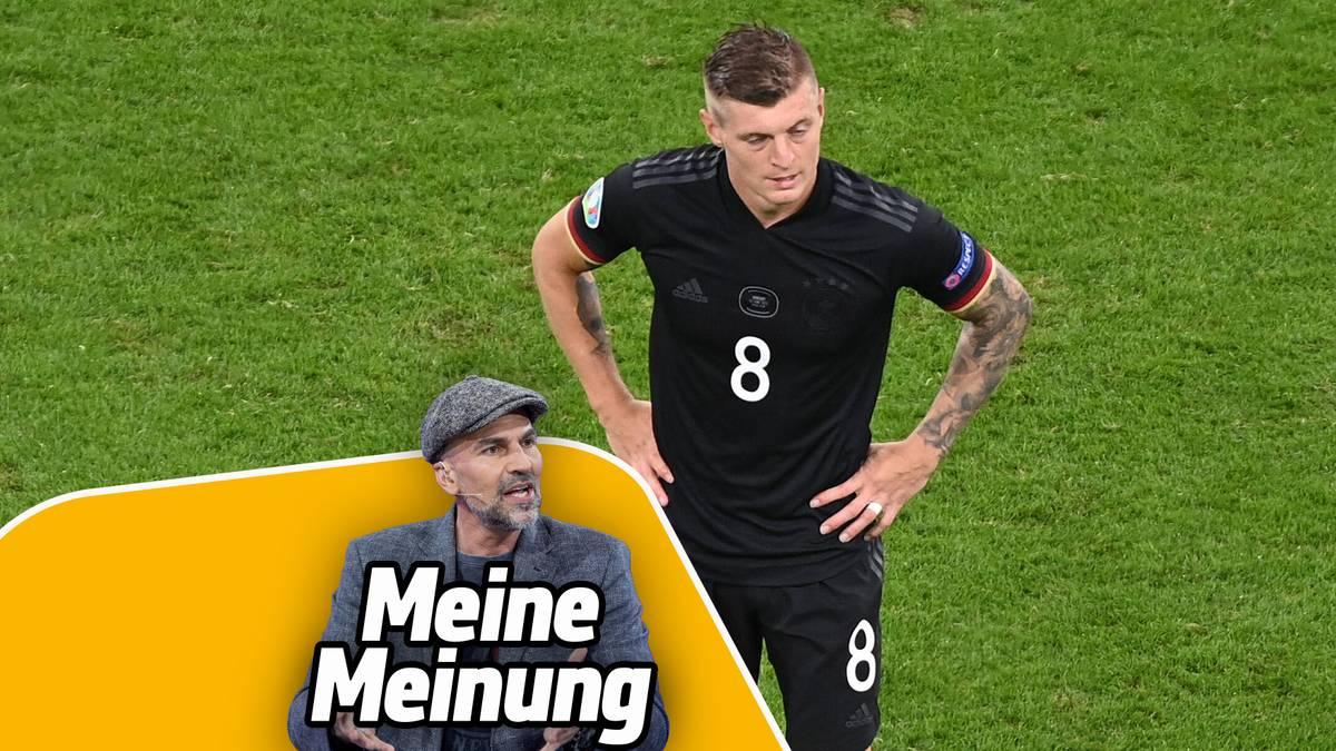 Markus Babbel kritisiert die Leistung von Toni Kroos