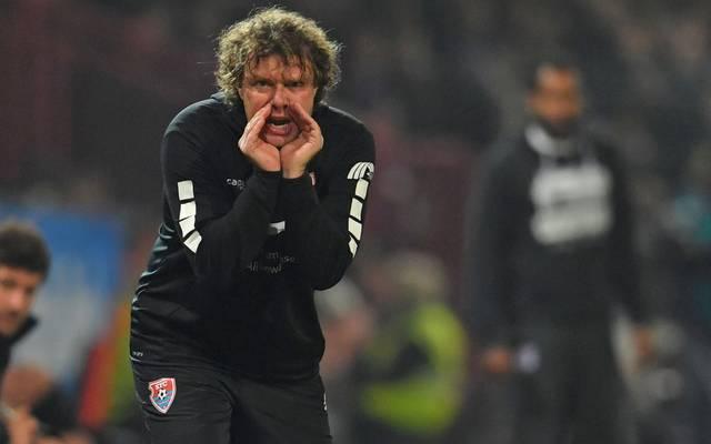 2. Bundesliga: 1. FC Magdeburg holt Stefan Krämer als neuen Trainer