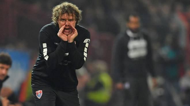 1. FC Magdeburg trennt sich von Trainer Stefan Krämer