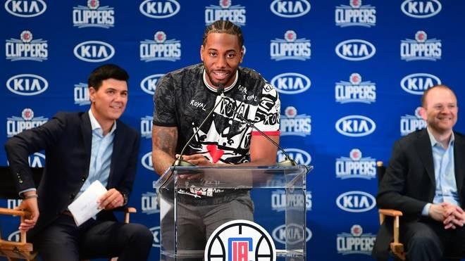NBA: Kawhi Leonard bei Clippers - Doc Rivers verrät Details
