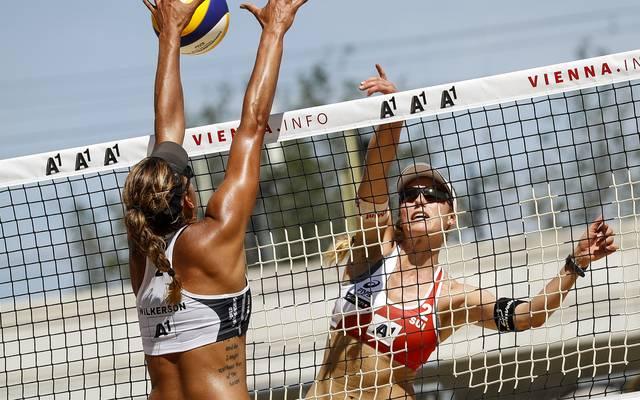 FIVB Beach Volleyball World Championships - Day 4