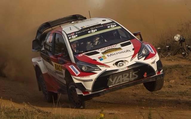 Jari-Matti Latvala ist mit den Fortschritten von Toyota zufrieden