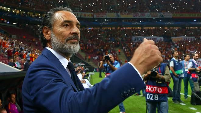 Cesare Prandelli trainierte zuletzt Galatasaray Istanbul