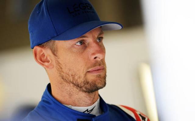 Button lässt die 24h von Le Mans aus