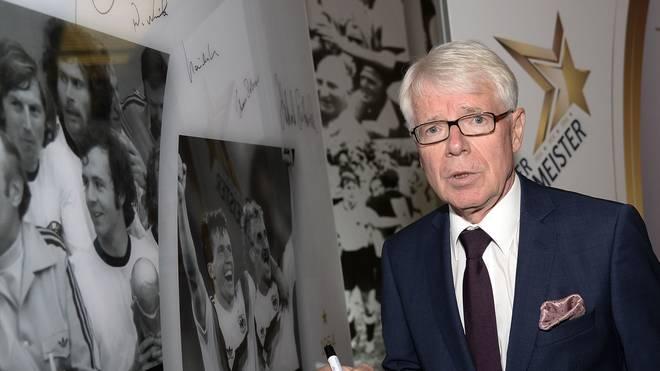Reinhard Rauball ist Präsident von Borussia Dortmund
