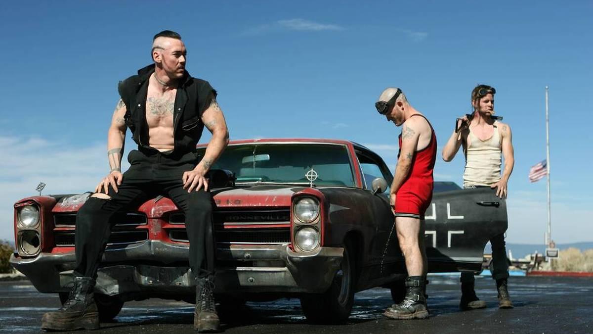"""Die Tremor Brothers aus """"Smokin Aces"""" waren die Vorbilder für SAnitY"""