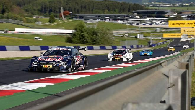 Marco Wittmann gewann für BMW im Samstagsrennen in Spielberg
