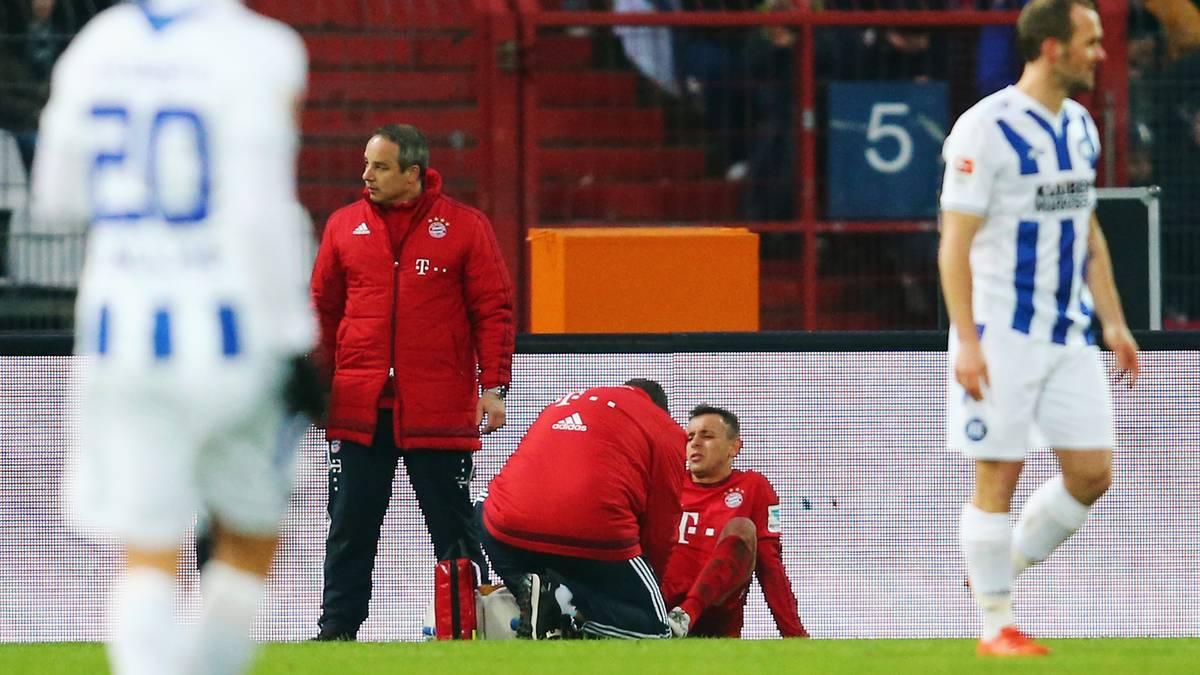 Rafinha vom FC Bayern
