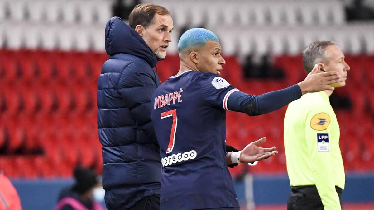 Tuchel stichelt gegen Neymar und Mbappé