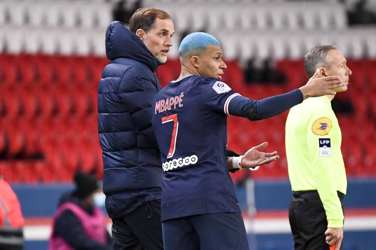 Thomas Tuchel spricht über seinen ehemaligen Superstars Kylian Mbappé und Neymar - und verrät, warum sie schwerer zu managen sind als beispielsweise Romelu Lukaku.