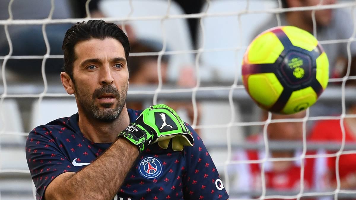 Buffon patzt, Balotelli fliegt - Video-Highlights Ligue 1