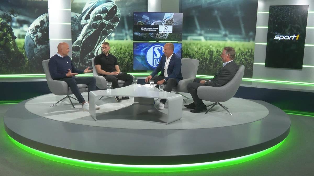 Sendung verpasst? Der Maschinensucher Doppelpass 2. Bundesliga mit Schröder und Hunt