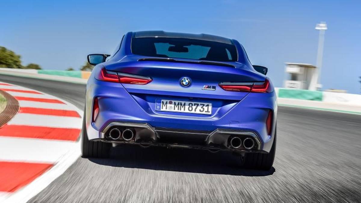 Mit einer Beschleunigung von 0 auf 100 km/h in 3,2 Sekunden und einer Spitzengeschwindigkeit von 305 km/h dürfte der M8 so manchen Konkurrenten abhängen