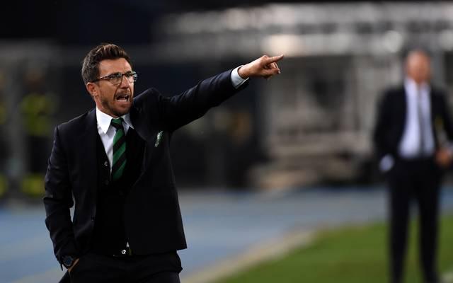 AC ChievoVerona v US Sassuolo - Serie A
