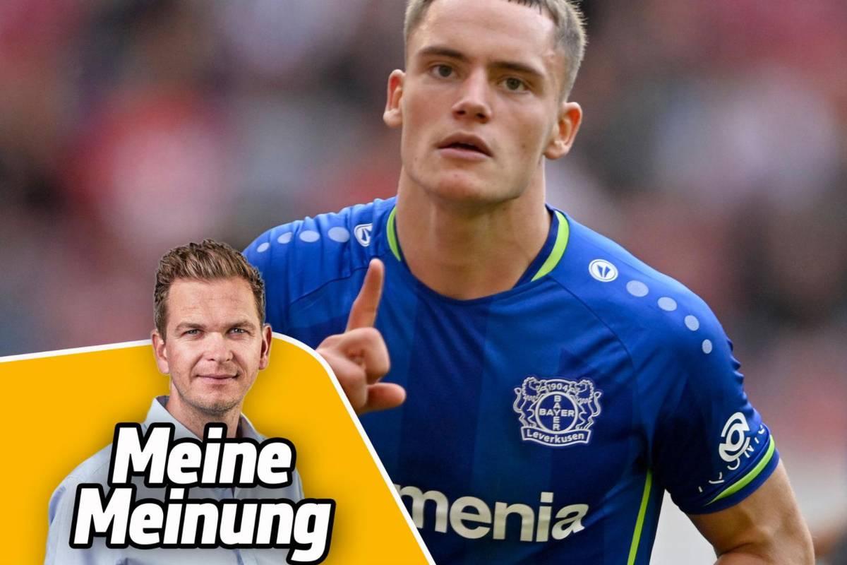 Das Leverkusener Supertalent wird für die Topklubs immer interessanter. Mit Bayer hat er schon eine Wechselvereinbarung geschlossen.