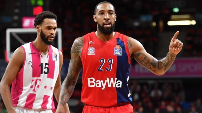 Basketball, BBL: FC Bayern schlägt Bonn - Danilo Barthel verletzt