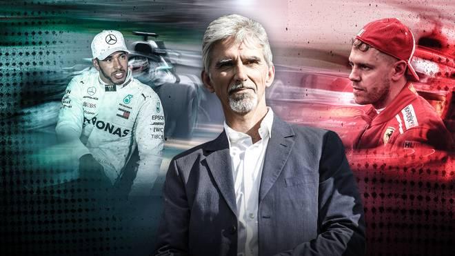 Damon Hill legt Ferrari und Mercedes einen Ausstieg aus der Formel 1 nahe