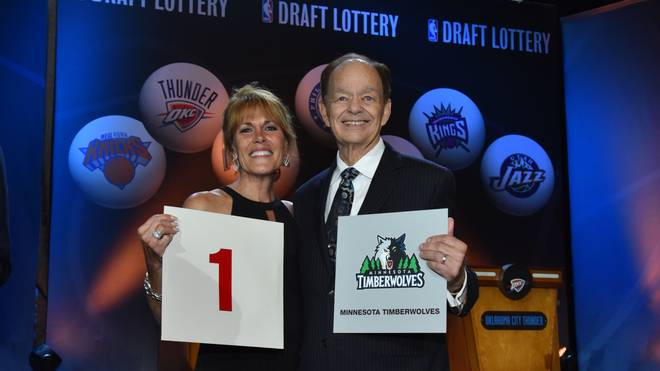 2015 NBA Draft Lottery