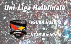 Uni-Liga: Das Halbfinale der Studenten-Liga