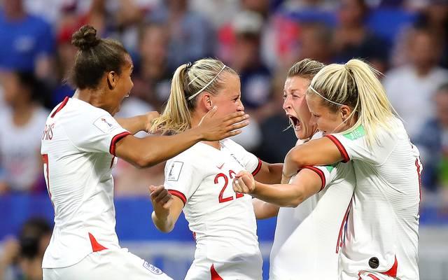 England v USA: Semi Final - 2019 FIFA Women's World Cup France