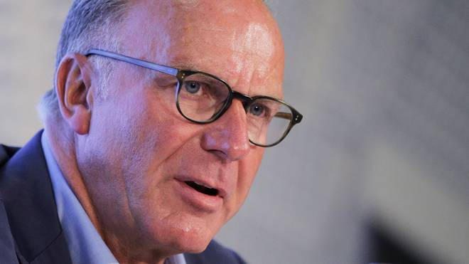 Karl-Heinz Rummenigge ist seit 2002 Vorstandsvorsitzender des FC Bayern