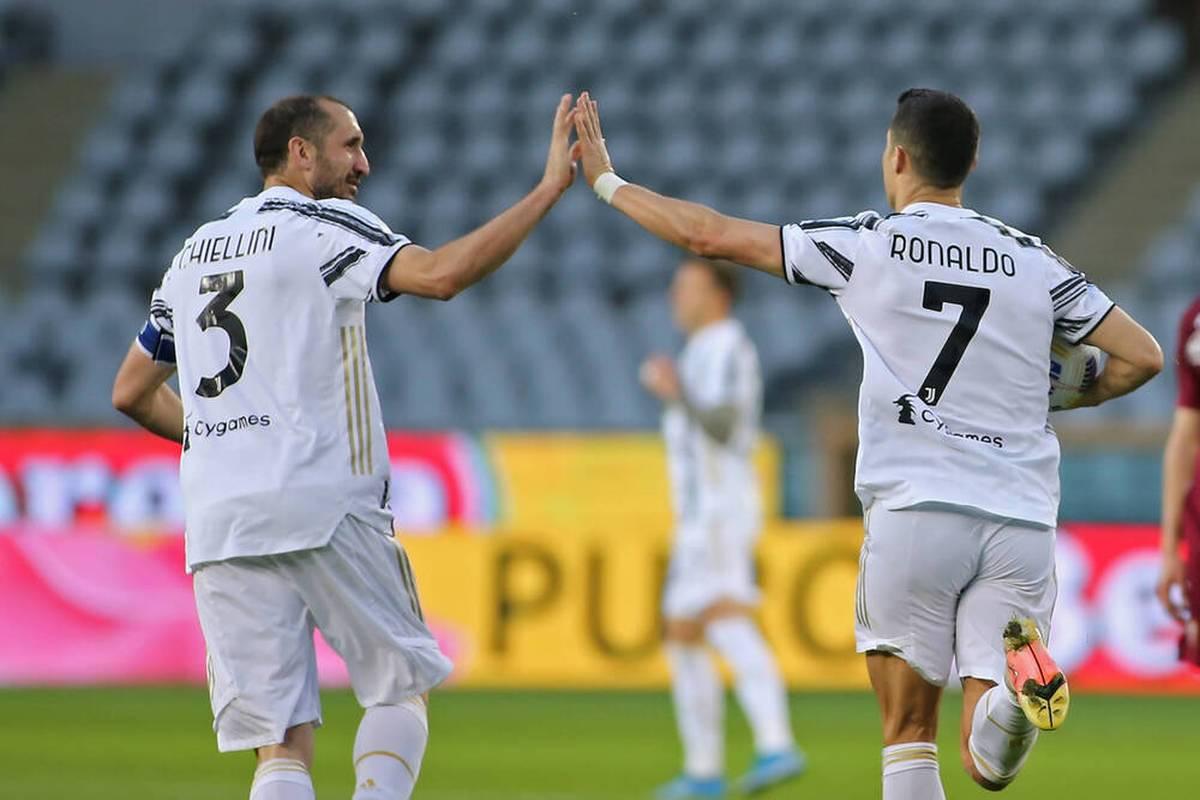 Cristiano Ronaldo kehrte Juventus Turin im Sommer den Rücken. Juve-Kapitän Chiellini kritisiert den Zeitpunkt - und erklärt, welche Auswirkungen dieser hatte.