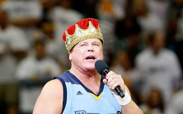 """Jerry """"The King"""" Lawler war einer der größten Wrestling-Stars Amerikas"""