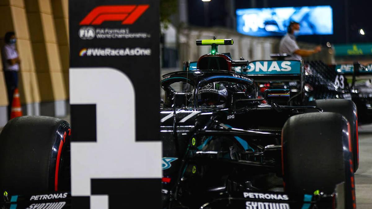 Valtteri Bottas hat mit seiner Pole-Runde in Bahrain Formel-1-Geschichte geschrieben
