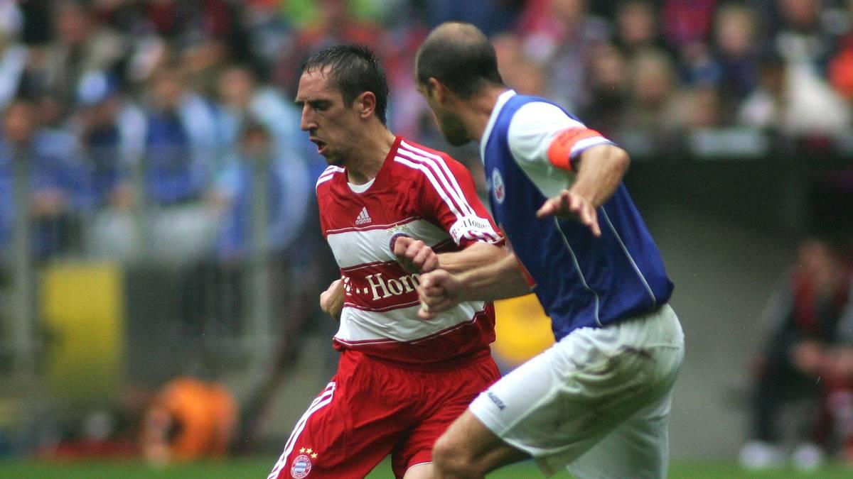 Bundesliga - Bayern Munich v Hansa Rostock