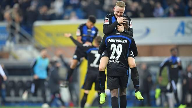 SC Paderborn 07 v 1. FC Koeln - Second Bundesliga
