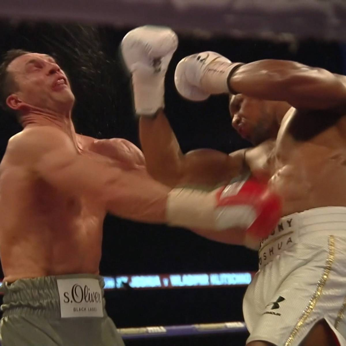 K.o.-Maschine AJ vor WM-Kampf: So hart knockte er Klitschko aus