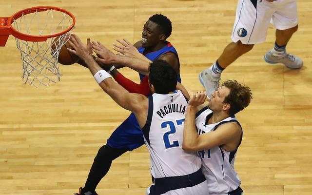 Detroit Pistons v Dallas Mavericks