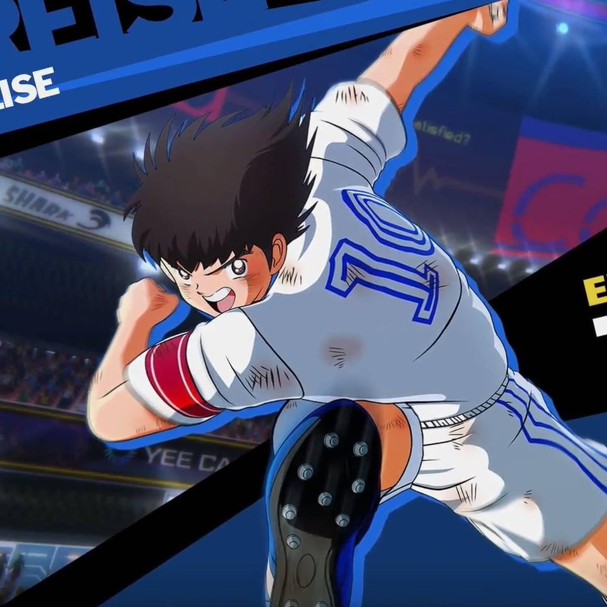 Er ist zurück! Captain Tsubasa feiert sein Comeback