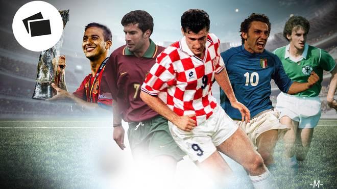 Die Goldenen Spieler der U21 EM